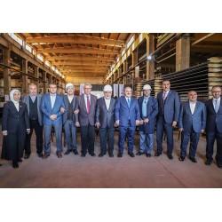 MİMSAN Yönetimi ve Bakan Mustafa Varank