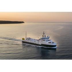 En uzun menzilli elektrikli feribot, gücünü Danfoss'dan alıyor