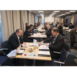 """ISIB, Norveç'in Oslo şehirlerine yönelik """"Sektörel Ticaret Heyeti"""" organizasyonunda 120'ye yakın ikili iş görüşmesi gerçekleştirildi."""