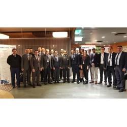 Heyet programının katılımcı firmaları
