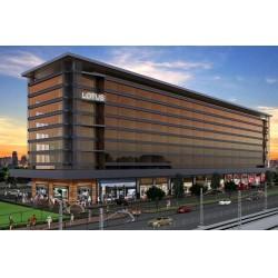 Lotus İş Merkezi'nin İklimlendirmesi Form'a Emanet