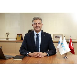 Elginkan Holding Yönetim Kurulu Başkan Yardımcısı ve Emas Makina Sanayi A.Ş. Genel Müdürü Mehmet Özokumuşoğlu