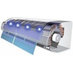 özel tasarım filtresi ile havadaki temiz hava ve nem dengesini maksimum düzeyde tutuyor