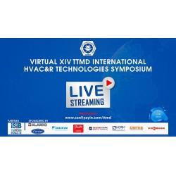 Sanal TTMD XIV. Uluslararası Yapıda Tesisat Teknolojisi Sempozyumu