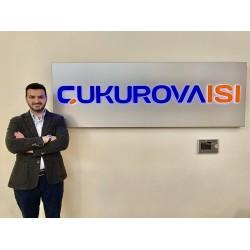 Çukurova Isı Pazarlama Müdürü Osman ÜNLÜ