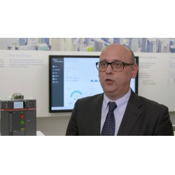 ABB Smart Power Birimi Başkanı Giampiero Frisio