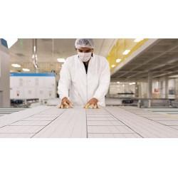 Bu üretim ile her yıl yaklaşık 100 milyon dolarlık panel ithalatının önlemesi bekleniyor