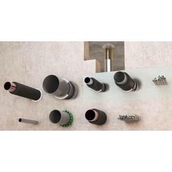 Plastik Borular için Armaprotect PP boru kelepçeleri