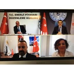26. lCCl Uluslararası Enerji ve Çevre Fuarı ve Konferansı açılış konuşmaları