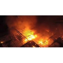 Soğuk depolarda yangın güvenliği