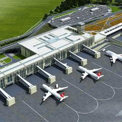 Yeni Gaziantep Havalimanı'nda Aldağ ve CIAT ürünleri kullanıldı.