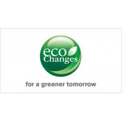 "Mitsubishi Electric çevre ilkesi ""Eco Changes"" Eko Değişim"