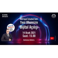 Kombi Klima Shop Dijital Açılış-Mesut Yar