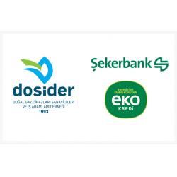 DOSİDER ve Şekerbank iş birliği
