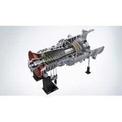 SGT5-4000F gaz türbini