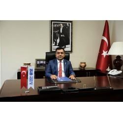 İSİB Yönetim Kurulu Başkanı Mehmet Şanal