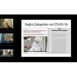 Hastanelerde COVID-19 tedbirleri ve deneyimleri