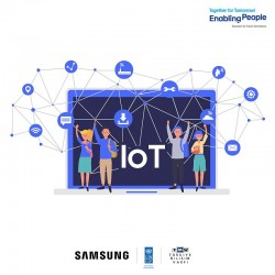 """""""Samsung İnovasyon Kampüsü"""" eğitim programı"""