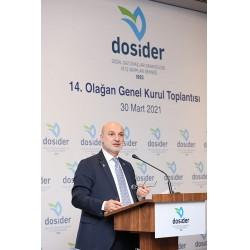 DOSİDER, Yönetim Kurulu Başkanı Ömer Cihad Vardan