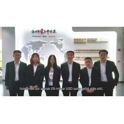 Gree Overseas Sales Company Genel Müdür Yardımcısı Fanlong Zeng