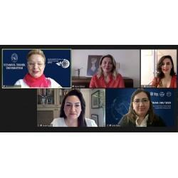 """""""Enerji Değişmek için Dönüşürken Kadının Gücü"""" konulu çevrimiçi panel"""