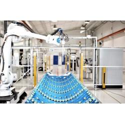 ABB robotları güneş enerjisi endüstrisinde otomasyonu artırıyor