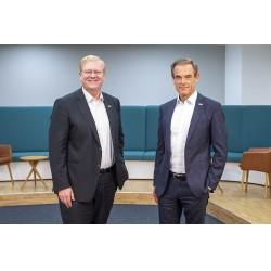 Bosch, Stefan Hartung ve Dr Volkmar Denner