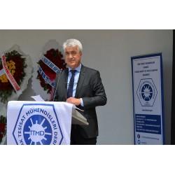 15. Dönem Yönetim Kurulu Başkanı Meriç Sapçı