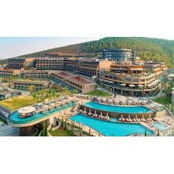 Bodrum Güvercinlik Koyu, Lujo Hotel