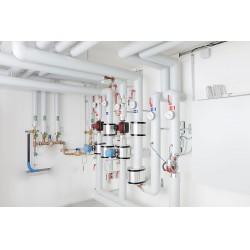 Armacell, DANMAT komple bir yalıtım sistemi için kaplama sistemleri ve alüminyum koruma ürünleri