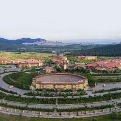 Maltepe Üniversitesi kampüsünün spor kompleksinde Aldağ cihazları hizmet verecek
