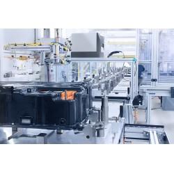 Bosch Batarya Üretimi