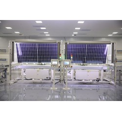 M 10 model güneş paneli üretimi