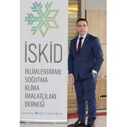 İSKİD Yönetim Kurulu Başkanı Ayk Serdar Didonyan