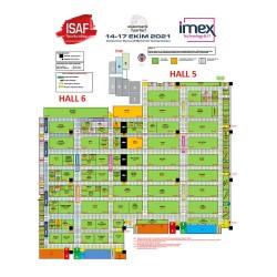 ISAF ve IMEX Fuarları 2021