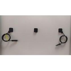Bypass diyodların içinde bulunduğu ayrı olarak tasarlanmış birleştirme kutusu (junction box)