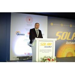 GENSED Güneş Enerjisi Sanayicileri Derneği Başkanı Halil Demirdağ